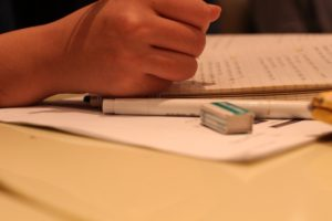 夜型の勉強