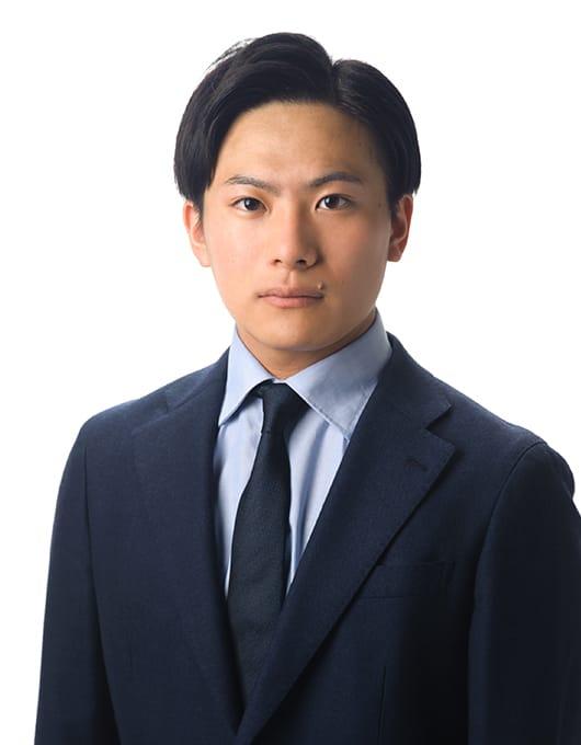 郷中塾講師 藤井雄貴の写真