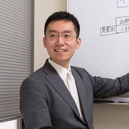 郷中塾代表 本蔵 高太朗の写真